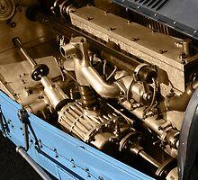 Heart of a Bugatti by zoompix