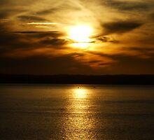 sunlight drifting by khelltic