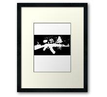 DayZ AK Survival Style Framed Print