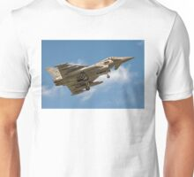Eurofighter Typhoon FGR.4 ZJ931/DA Unisex T-Shirt