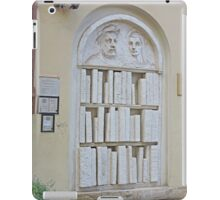 Bookshop Sculpture iPad Case/Skin