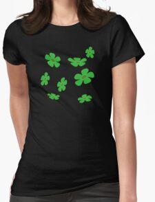 Pretty Green Flowers T-Shirt
