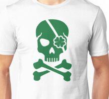 Irish skull Unisex T-Shirt