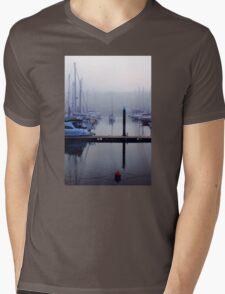 Through The Mist Mens V-Neck T-Shirt