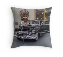 Gangsta Cadillac Throw Pillow