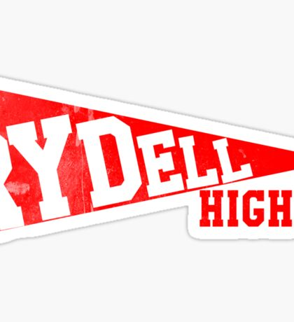 RYDELL HIGH Sticker