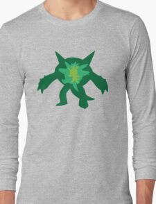 Chespin Quilladin Chesnaut Long Sleeve T-Shirt