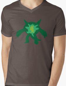 Chespin Quilladin Chesnaut Mens V-Neck T-Shirt