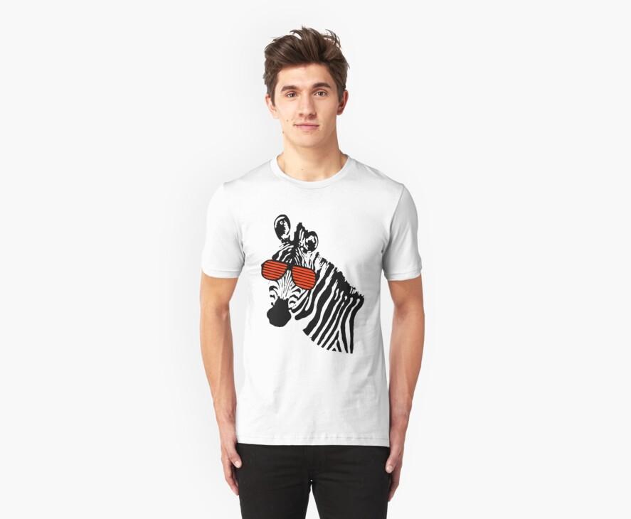 Zebra_Red by lloyd1985
