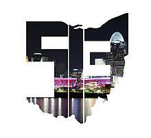 Cincinnati 513 Photographic Print