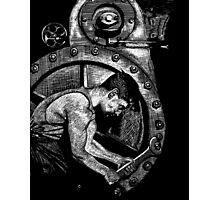 Boiler Maker Photographic Print