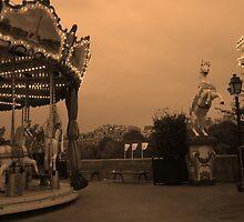 Carousel by soojie