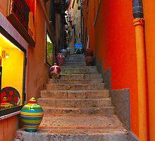 Sicilian Romance by Denis Molodkin