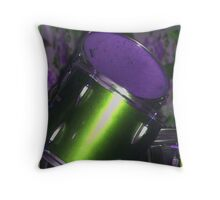 Do I have to drum it into ya? Throw Pillow
