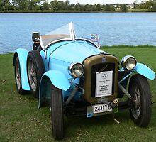 1929 Austin 7 Meteor  by Heabar
