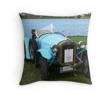 1929 Austin 7 Meteor  Throw Pillow
