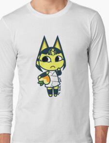 Ankha (ACNL) Long Sleeve T-Shirt