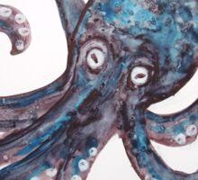 Mr Octopus Sticker
