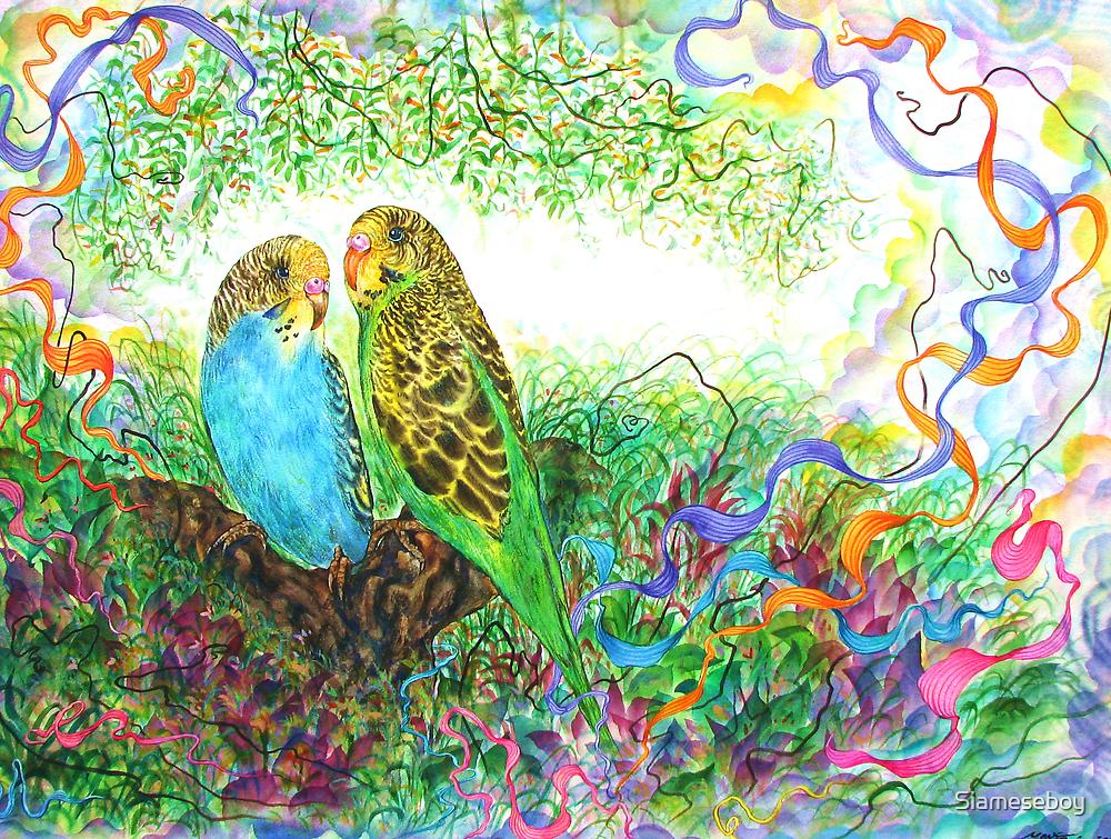 Honeymoon by Siameseboy