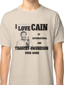 Proud to love CAIN Classic T-Shirt