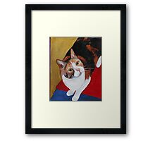LUCI Framed Print