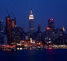 Empire State by pmarella