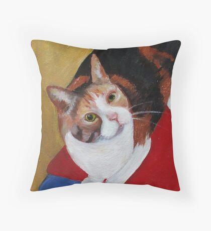 Luci Throw Pillow