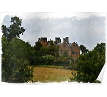 Country House Poster