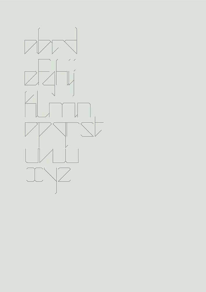 My First Alphabet by ptrborg