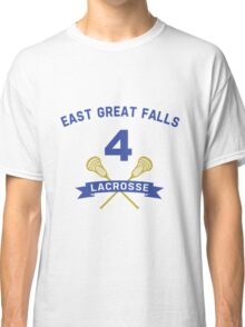 Steve Stifler 4 East Great Falls Lacrosse Classic T-Shirt