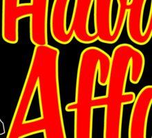 Havana Affair (Sticker Version) Sticker
