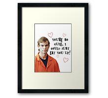 Jeffrey Valentines Framed Print