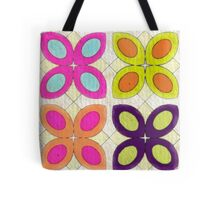 Color Obsession Tote Bag