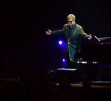 Elton John by HellGateStudios