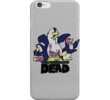 The Waddling Dead iPhone Case/Skin