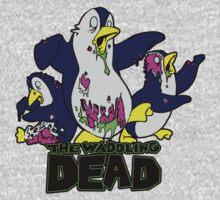 The Waddling Dead by DjMuppet