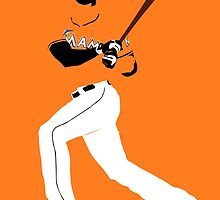 Giancarlo Stanton by BaseballBacks