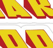 MARK - Did it Design Sticker