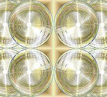Golden Rings by KazM