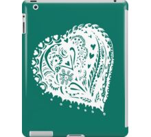 Valentine Heart 6 Aussie Tangle - See Description Note About Choosing Different Colour iPad Case/Skin