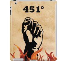 Fahrenheit 451 - Ray Bradbury iPad Case/Skin