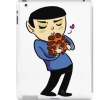 Spock <3 Horta iPad Case/Skin