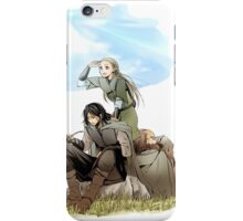Legolas what do your elf eyes see iPhone Case/Skin