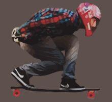 Skate aerodynamics! Kids Clothes