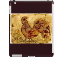 The ultimate morning wakeup iPad Case/Skin