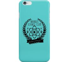 Cosima Niehaus Science Club - Orphan Black (1) iPhone Case/Skin