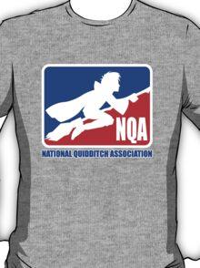 National Quidditch Association (NQA) T-Shirt