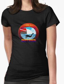 THe Niagara River Womens Fitted T-Shirt