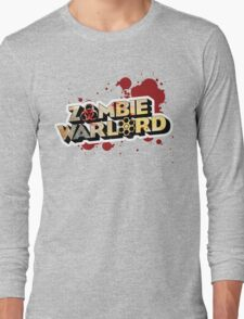 Zombie Warlord Long Sleeve T-Shirt
