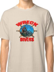 Wreck Diving Classic T-Shirt